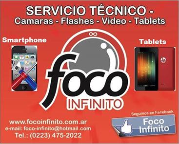Foco Infinito